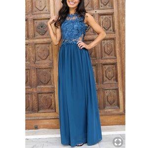 NWOT! Maxi Dress